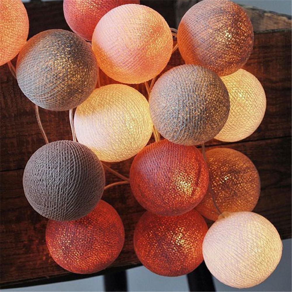 20 шт/лот заземленные коричневые хлопковые шаровые диоды питающиеся от батареек YD220 (8)