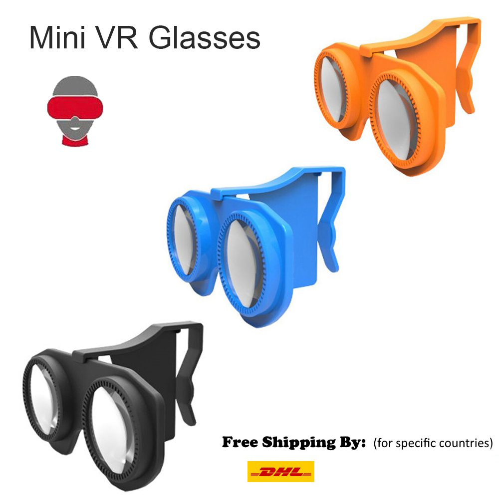 50 pcs / lot 3D Google Cardboard Virtual Reality Movie Games VR DIY Viewing Glasses For 3.5-6.0 inch Android iOS Mobile Phone(China (Mainland))