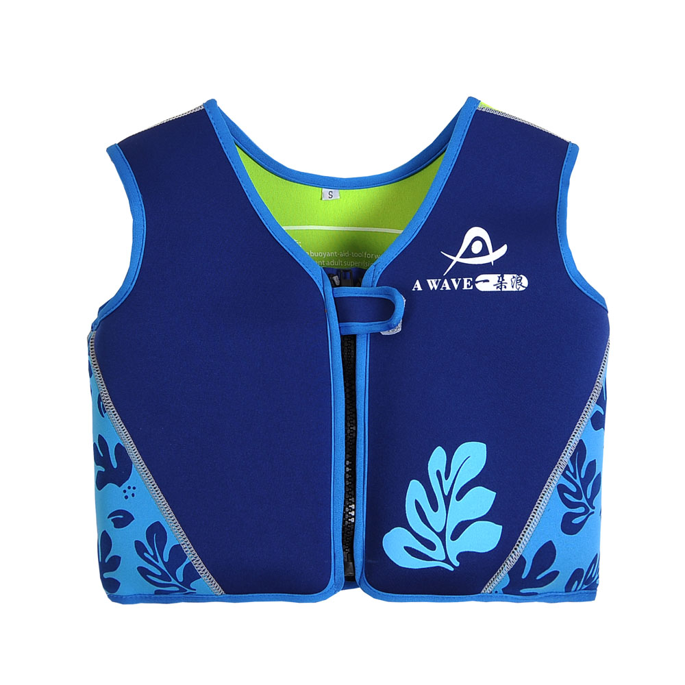 3 Color 3 Size Children's Inflatable Swimming Vest Water ...