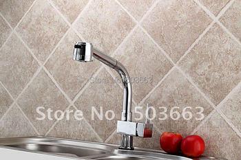 Free Ship Faucet Bathroom & Kitchen Pull Out Mixer CM0276 Mixer Tap Faucet