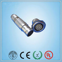 Buy Lemo Connector,Metal 10 pins push pull connector,double key,cross lemo PN FGA.1B.310 EGA.1B.310 for $18.28 in AliExpress store