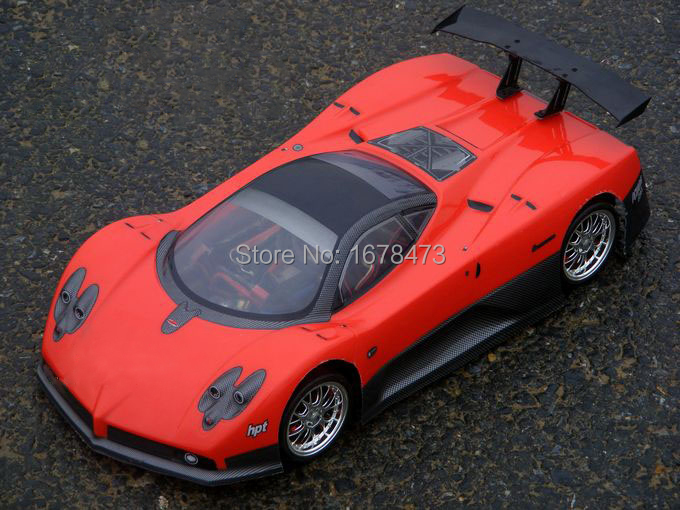 S032 paganii red 1/10 1:10 PVC painted body shell for 1/10 RC hobby  racing car 2pcs/lot  free shipping<br><br>Aliexpress
