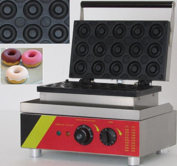 2016 Time-limited Rushed Full-size Feed Tube Cb Ce Csa Lfgb Rohs Mini Donut Machine;machine Make 15 Pieces Np-6(China (Mainland))