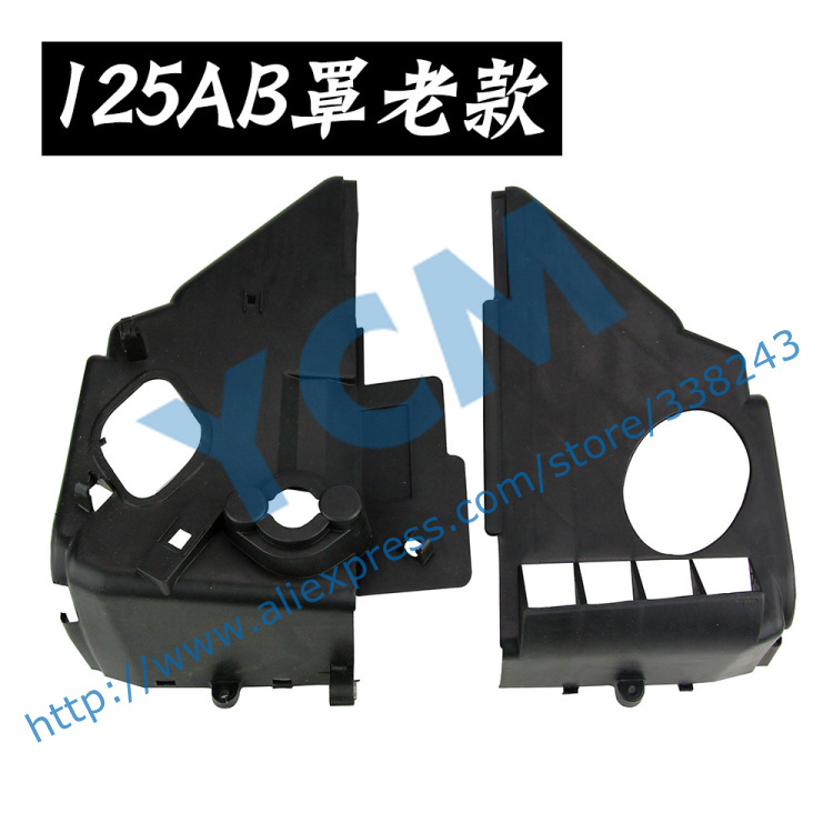 Old Type Scooter AB Cover font b GY6 b font 125 150cc Cover Plastic Part Modified