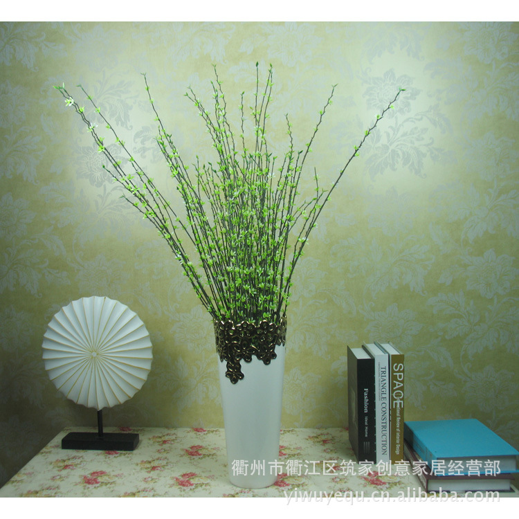 Specials simulation simulation flowers simulation tree branches leaf decoration flower artificial flowers artificial flowers Ora<br><br>Aliexpress
