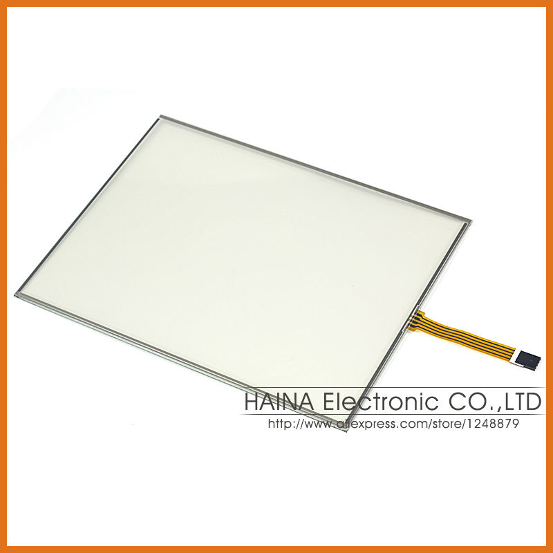12 Inch 5 Wire of USB or Serial High Quality Resistive Touch Screen Panel<br><br>Aliexpress