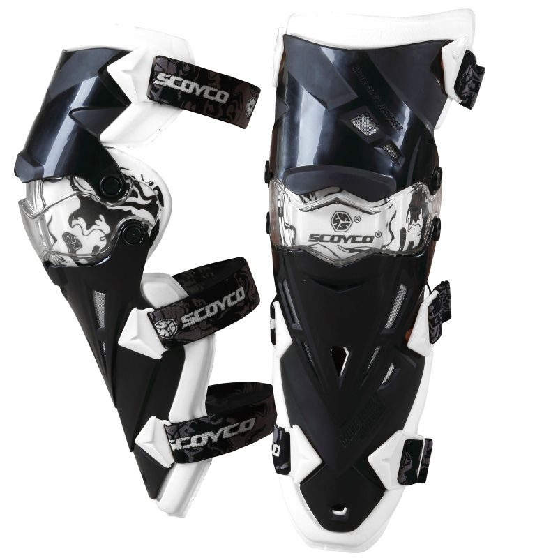 Scoyco K12 Motorcycle font b Protective b font kneepad Sport Guard off road Motocross Protector font