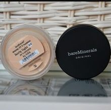New Bare Minerals Foundation Loose Powder SPF 15 Bareminerals 8G Prevent Bask Mineralize Skinfinish Makeup Face Powder Cosmetics(China (Mainland))