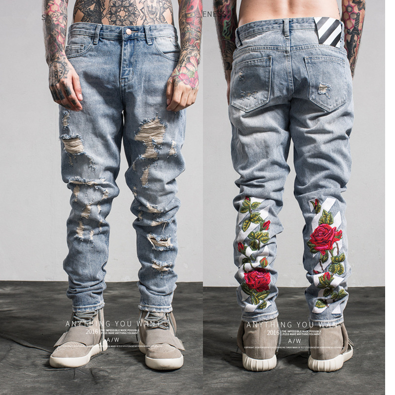 Best Way To Paint On Jean