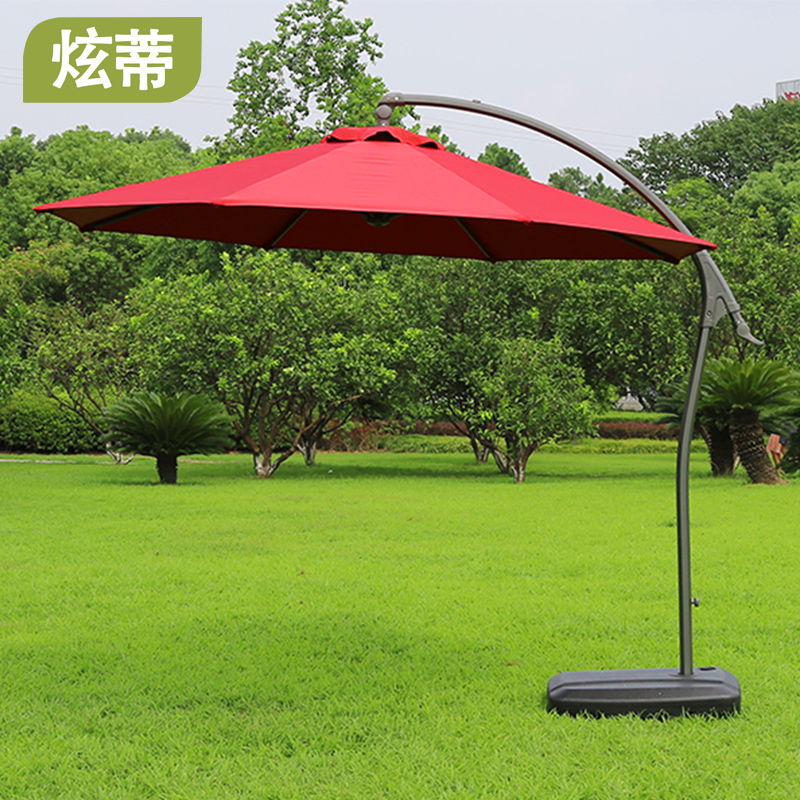 Banana umbrella outdoor umbrellas patio 3 meters large booth beach Rome<br><br>Aliexpress