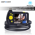 DBPOWER 2 7 LCD Inspection Camera USB Endoscope 8 2 mm 3M Tube Video Camera Borescope