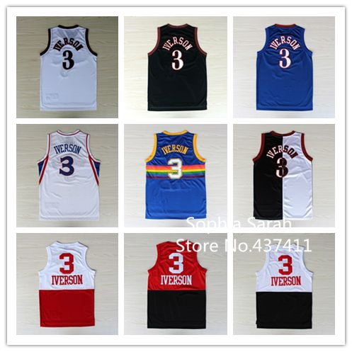 #3 10 , : s/xxl, Allen Iverson White Black Women Basketball Dress жесткий диск пк western digital wd40ezrz 4tb wd40ezrz