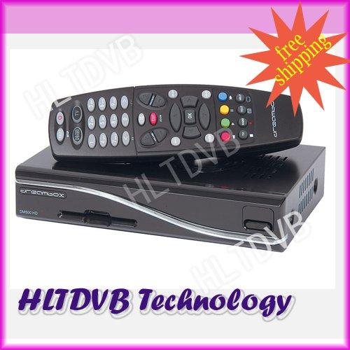 5pc/lot Satellite TV Receiver DM500hd DVB-S Sim2.10 500hd DM500 HD Satellite Decoder With HDMI 400mhz CPU Free Shipping(China (Mainland))