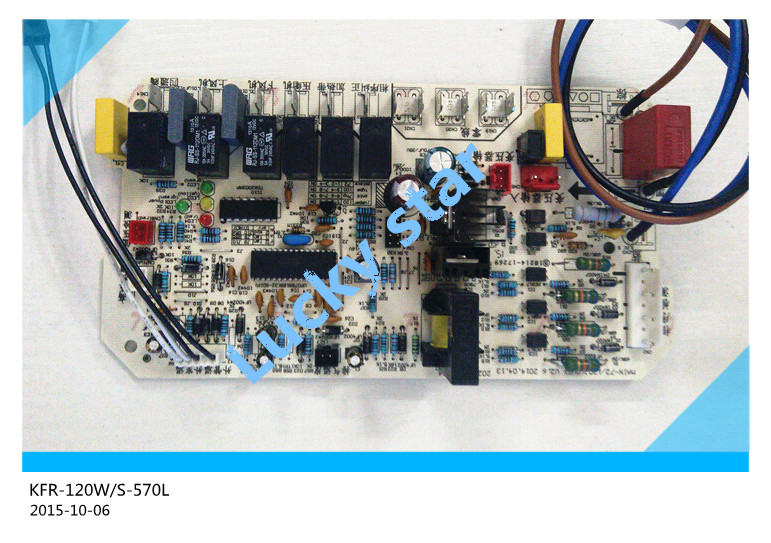 97% new for Air conditioning computer board circuit board KFR-120W/S-570L PC board good working
