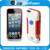 New Arrival I5 3500mah External Backup Battery Charger Case Power Bank for iPhone 5  with remote control and anti-theft function