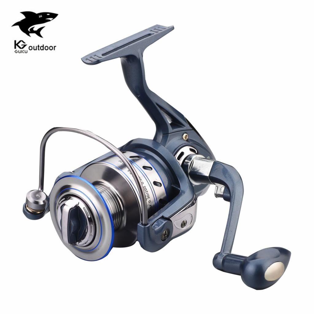 Fishing wheel metal 1000 to 7000 spinning Fishing reel gear ratio 5.5:1 with 12+1BB for Ocean Rock Fishing Boat Fishing