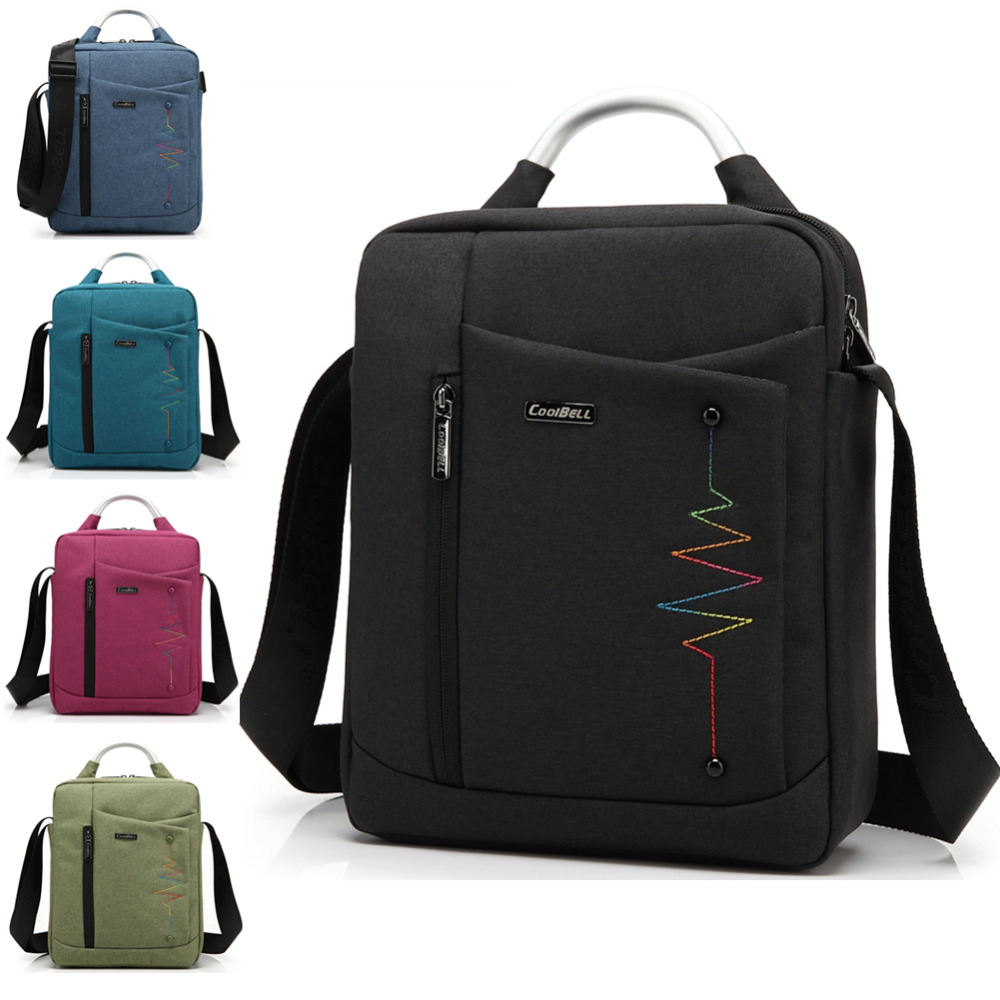 Tablet PC Notebook Laptop Bag for Microsoft Surface Pro 2 3 iPad 4 Shoulder Bag Crossbody bag 8 10.6,12.4,10 12 inch Men Women(China (Mainland))