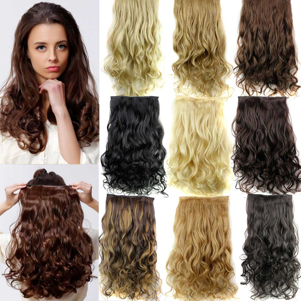 Synthetic Hair Extensions Wholesale China 120
