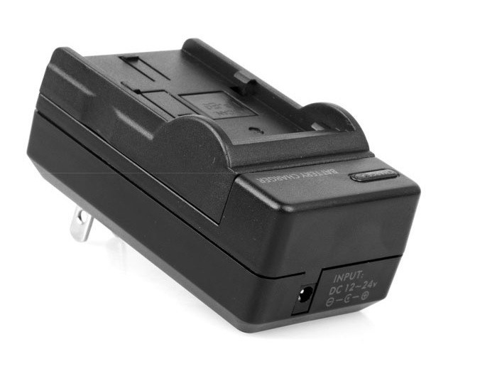 US plug 100% New Battery charger 602E/D54S for Panasonic LUMIX DMC-LC40/LC5/LC1/L1 S602E FD1 battery free shipping(China (Mainland))