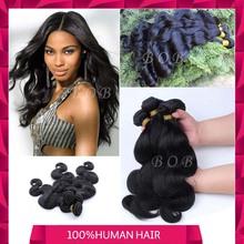 6а бразильского виргинские волос объемной волны 1 шт. 100 г дешевые высокое качество бразильские волосы 100% реми бразильские человеческие переплетения волос пучки