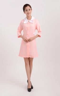 new 2015 medical scrubs women nursing scrubs Summer 2015 Casual Brand Dresses Plus Size Knee-Length uniformes hospital women(China (Mainland))