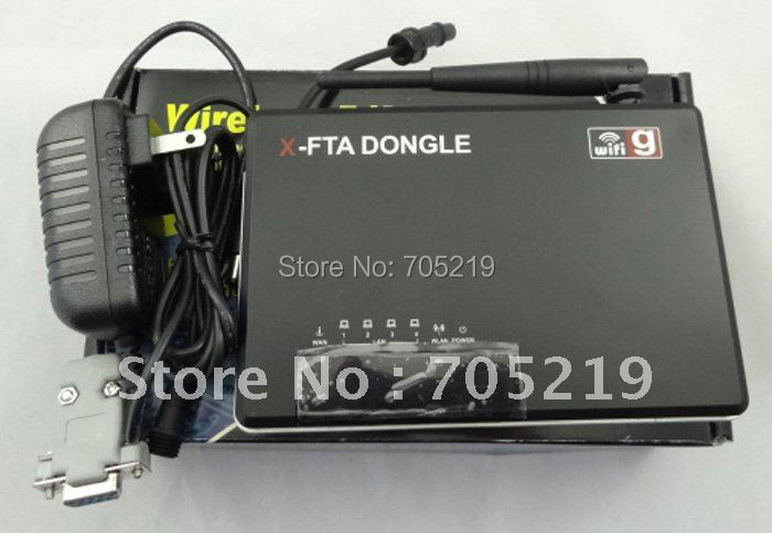 in stock X-FTA dongle Ultra Viewsat Captiveworks dongle for Satellite Receiver for america market(China (Mainland))