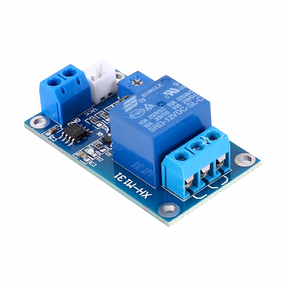 12V Light Control Switch Photoresistor Relay Module Light Detection ...
