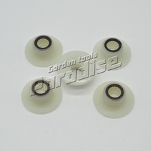 5PCS A LOT New Oiler Worm Gear For Chinese 45cc 52cc 58cc Chainsaw