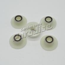 5 unids mucho nuevo engrasador engranaje helicoidal para chino 45cc 52cc 58cc motosierra