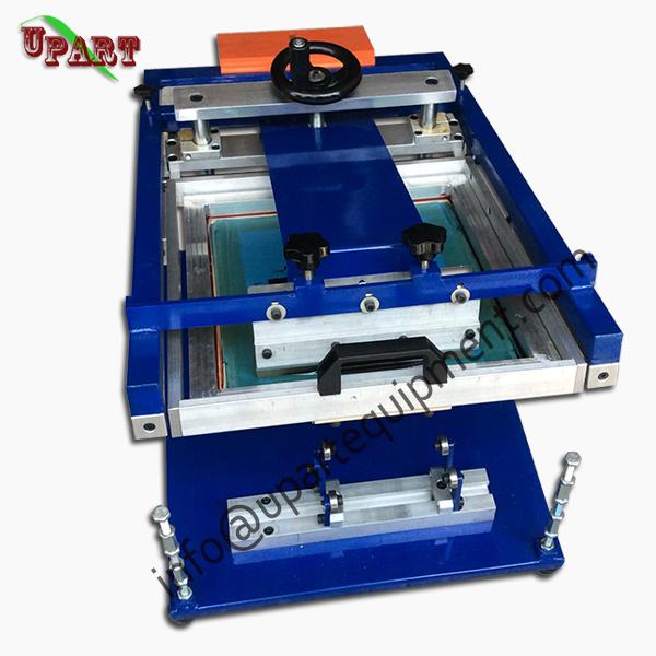 portable screen printing machine