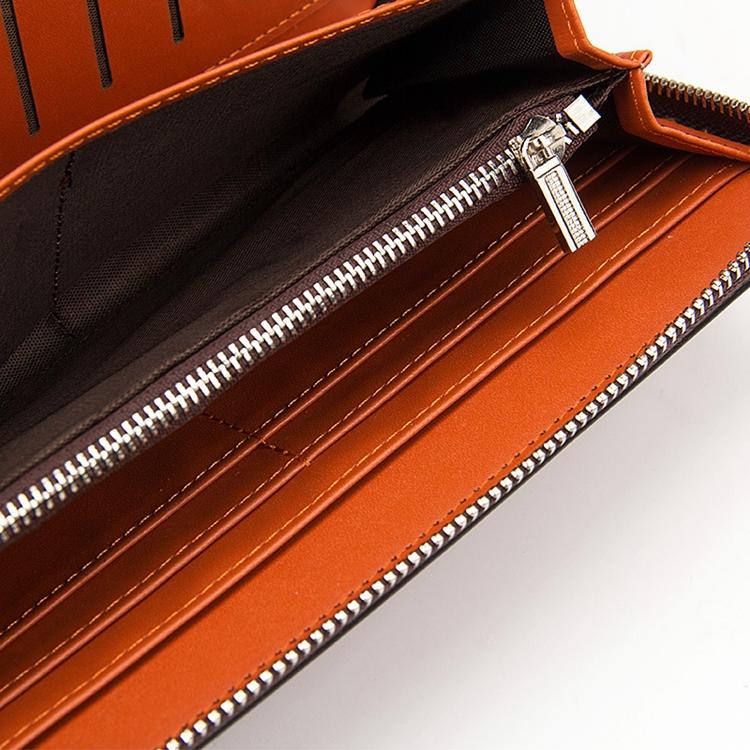Baellerry деловой мужской клатч кожаный длинный держатель для карт кошелек мужчин 3289472604_1672417541