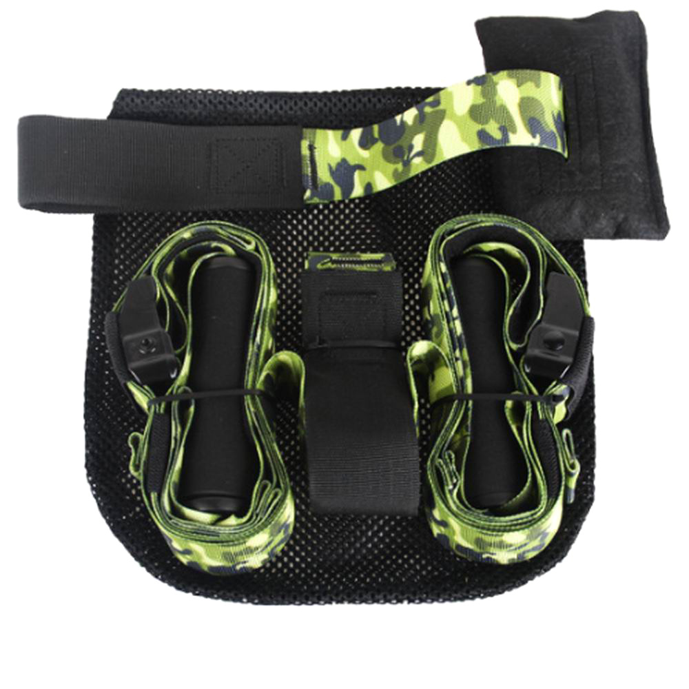 New Suspension Trainer resistance bands fitness pull up hanging training strap crossfit sport Equipment Exerciser Workout(China (Mainland))