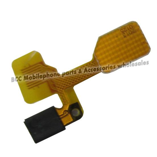 For HTC One Mini M4 601e Proximity Light Sensor Power on off switch Flex Power Button Connector Cable Ribbon Original 3pcs(China (Mainland))
