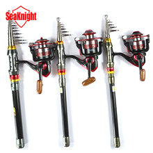 New Arrival Super Quality Low Profit 2.1-3.6M Telescopic Fishing Rod And 3000-4000 Series Spinning Fishing Reel Set Kit