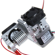 All metal J-head hotend reprap 3d printer extruder 0.3/0.35/0.4/0.5mm nozzle 1.75mm/ 3mm feed inlet diameter GT9S