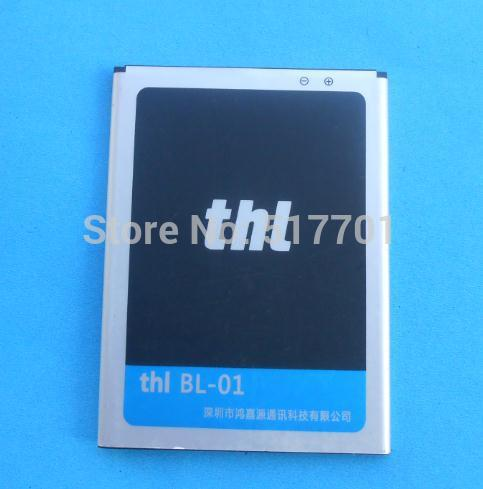 Free shipping high quality mobile phone battery BL-01 for THL T200 T200C with good quality and best price