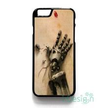 Fit for iPhone 4 4s 5 5s 5c se 6 6s 7 plus ipod touch 4/5/6 back skins cellphone case cover FULLMETAL ALCHEMIST