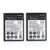 New 2x 1350mAh Battery +Charger For Samsung Galaxy Ace,S5830,Galaxy Gio S5660 S5670,Galaxy Pro,B7510,i569,i579