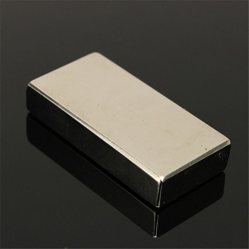 1PC Neodymium Super Magnet Disc N52 Rare Earth Block Magnets Very Powerful NEO Magnets DIY MRO 50 X 25 X 10mm(China (Mainland))