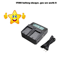Udoli NP FW50 NPFW50 NP FW50 Battery Car Dual Charger with USB Port For Sony NEX
