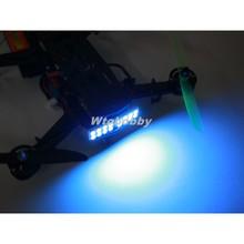 Super Bright 5W Night Flying LED Tail light Searchlight RC Lights for QAV-R QAV ZMR Racing Quad(China (Mainland))