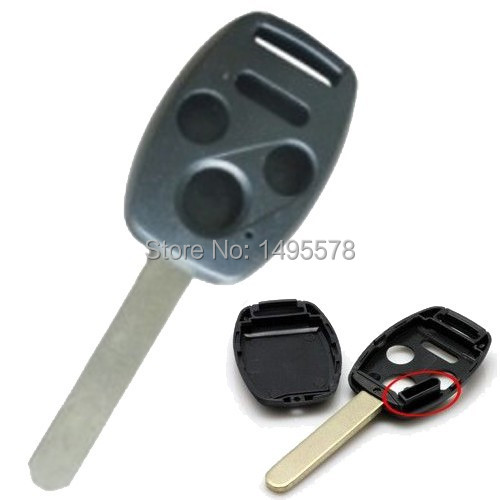 aliexpress   buy 4buttons key case shell for 2006 2007 2008 2009 honda accord cr v ridgeline