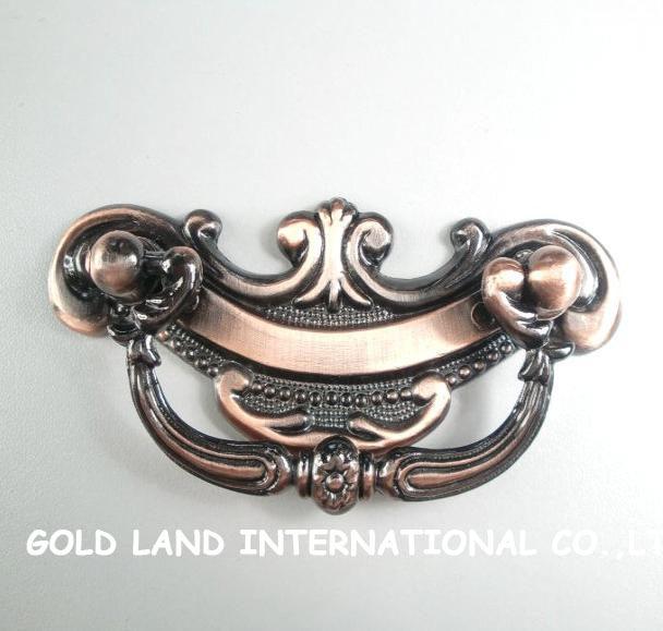 64mm Free shipping zinc alloy cabinet cupboard drawer door handle<br><br>Aliexpress