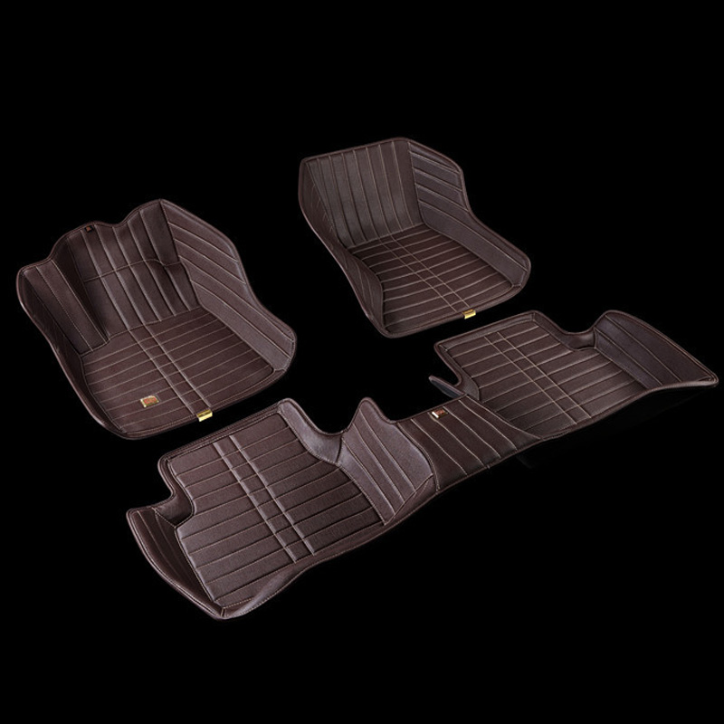 Car styling customed XPE car floor mats for TOYOTA prado Corolla Crown Vios YARIS L Mazda subaruS vw Jetta BMW x3 x4 x5 Q3 Q5 X1(China (Mainland))