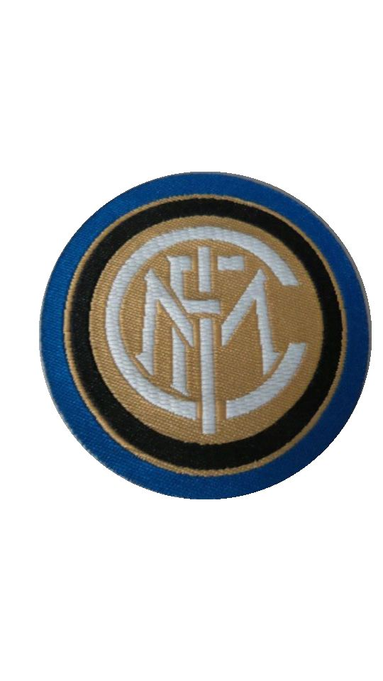 Inter milan Woven Iron On Patch Applique Soccer Football Team Badge wholesale supplier dropship(China (Mainland))