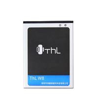 New Original Battery 2000mah Lithium ion battery For THL W8 T3 THL W8 THL W8 Beyond