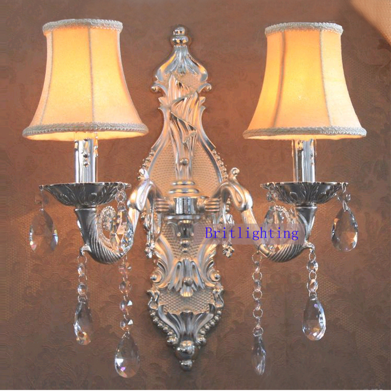 Large Rustic Finish Lantern Wall Mounted Light Sconce: Popular Silver Candle Sconces-Buy Cheap Silver Candle