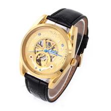 El envío libre 2015 nuevo ganador originales Masculino Relogios oro Hub hombres reloj mecánico L roles_ relojes para hombres hodinky saat
