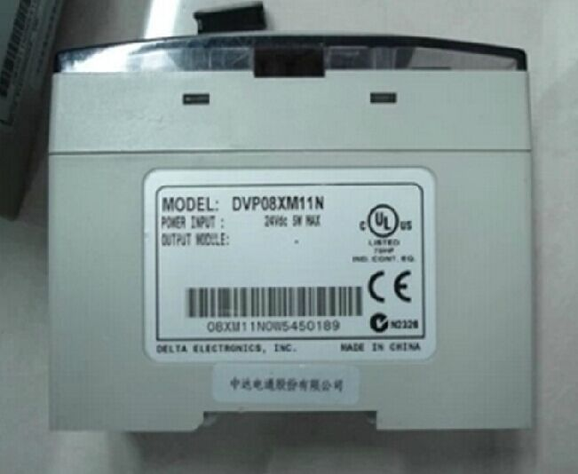 ES Series DVP08XM11N DELTA PLC Programmable Logic Controller New In Box !(China (Mainland))