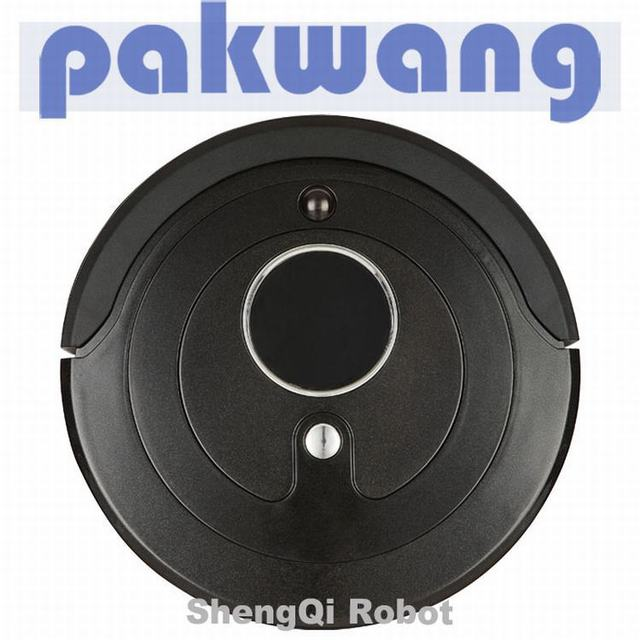 A380 Cordless Multifunction Robot Vacuum Cleaner, LCD,Touch Screen, Auto-charge, Virtual Wall, Time schedule